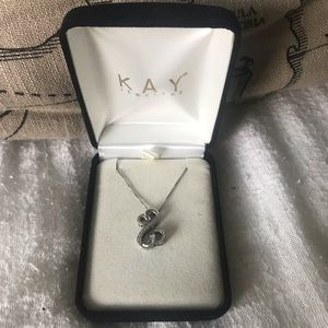 Kay Jewelers Jewelry - Open Heart Collection Necklace